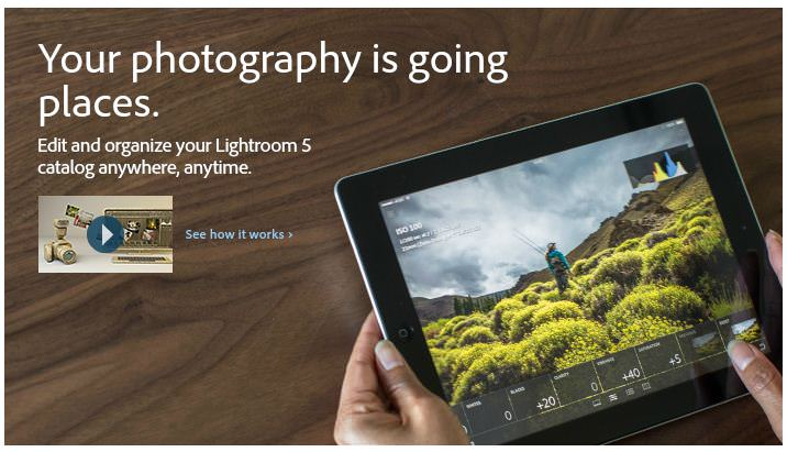 Lightroom Mobile: novità da Adobe